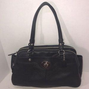 Nice Leather Coach Bag